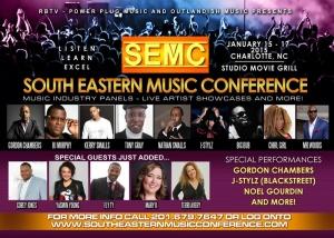 Jan 15-17 2015 SEMC